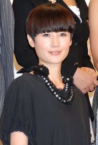 2011年度春朝の連続テレビ小説『おひさま』に出演する原田知世 (C)ORICON DD inc.
