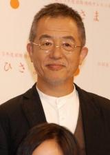 2011年度春朝の連続テレビ小説『おひさま』に出演する串田和美 (C)ORICON DD inc.