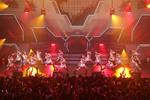 ツアー『SKE48汗の量はハンパじゃない』の初日を迎えたSKE48