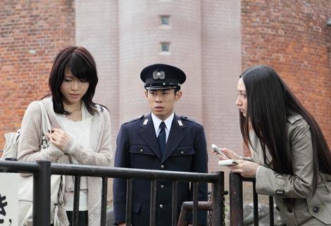 釈由美子がテレビ東京系ドラマ『モリのアサガオ』にゲスト出演、獄中結婚する女性という難役に挑む