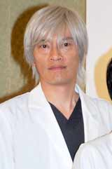 ドラマ『医龍 Team Medical Dragon 3』の制作発表会に出席した遠藤憲一 (C)ORICON DD inc.