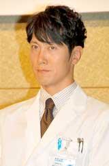 谷村美月ドラマ『医龍 Team Medical Dragon 3』の制作発表会に出席した佐々木蔵之介 (C)ORICON DD inc.