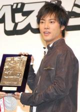 第27回『ベストジーニスト2010』協議会選出部門を受賞した桐谷健太 (C)ORICON DD inc.
