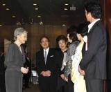映画『レオニー』ジャパンプレミアに皇后陛下が御臨席