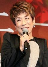 映画『レオニー』ジャパンプレミアに参加した松井久子監督 (C)ORICON DD inc.