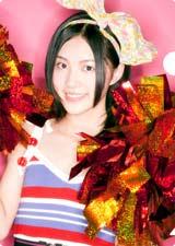 チアガールになった松井珠理奈/AKB48初の公式カレンダーに封入されるクリアファイル(※デザインは変更になる場合があります)