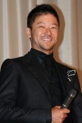 映画『乱暴と待機』公開初日舞台あいさつに登場した浅野忠信 (C)ORICON DD inc.
