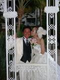 神田うのがニューカレドニアで行った8度目の結婚式の様子