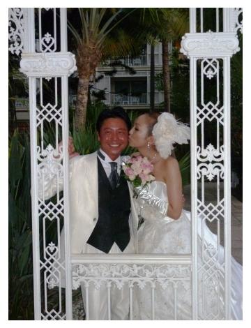 サムネイル 神田うのがニューカレドニアで行った8度目の結婚式の様子