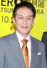 開催する『ZERO 写真展 2010』の記者会見に出席した村尾信尚 (C)ORICON DD inc.