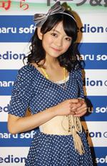 ほんわかした京都弁と、元気なキャラクターを併せ持つのが森田の魅力(C)ORICON DD inc.