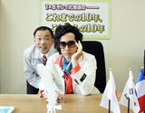 STVの人気番組『1×8いこうよ!』の企画で、札幌ドームで無料イベントをプロデュースするYOYO'S(大泉洋、STV木村洋二アナウンサー)