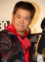 映画『ソウ ザ・ファイナル 3D』のトークイベントに参加したFUJIWARAの原西孝幸 (C)ORICON DD inc.