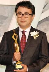 『東京ドラマアウォード』授賞式に出席した三谷幸喜 (C)ORICON DD inc.