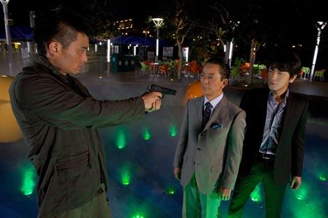 今期初回視聴率でトップを獲得したドラマ『相棒9』(c)テレビ朝日