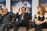 『バック・トゥ・ザ・フューチャー 』25周年記念Blu-ray BOX発売記念イベントで、マイケル J. フォックスはじめ、『バック・トゥ・ザ・フューチャー』のキャスト・監督らが久々の再会