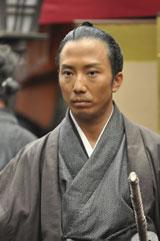 今井信郎役の市川亀治郎