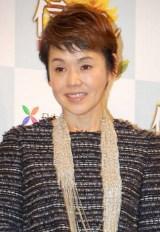 映画『信さん・炭坑町のセレナーデ』の舞台あいさつを行った大竹しのぶ (C)ORICON DD inc.