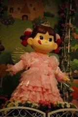 『銀座ペコちゃんミュージアム』をオープン! 60年の歴史で初の歌って踊る『ペコちゃんロボット』をお披露目 (C)ORICON DD inc.