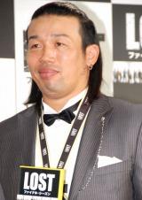 海外ドラマ『LOST ファイナル・シーズン』DVDリリース記念イベントに参加した武蔵 (C)ORICON DD inc.