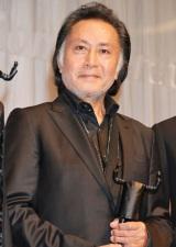 """日本CM界最大のイベント『2010 50th ACC CM FESTIVAL』で""""ベスト演技賞""""を受賞した北大路欣也 (C)ORICON DD inc."""