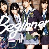 18thシングル「Beginner」初回限定盤B