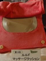雑誌『日経トレンディ』(日経BP社)が選ぶ「2010ヒット商品ベスト30」今年のヒット商品13位の「ルルドマッサージクッション」