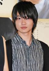 NHKドラマスペシャル『心の糸』の会見に出席した神木隆之介 (C)ORICON DD inc.