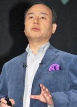 ソフトバンクモバイルの新商品発表会に出席したソフトバンクグループ代表・孫正義氏 (C)ORICON DD inc.