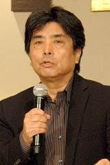 電子書籍制作・販売会社「G2010」設立会見に出席した村上龍氏