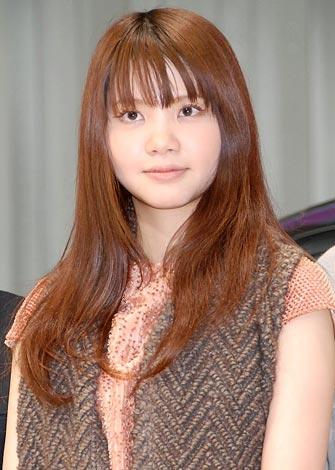 日産『新型セレナ』の新CM発表イベントに出席した、いきものがかりの吉岡聖恵 (C)ORICON DD inc.