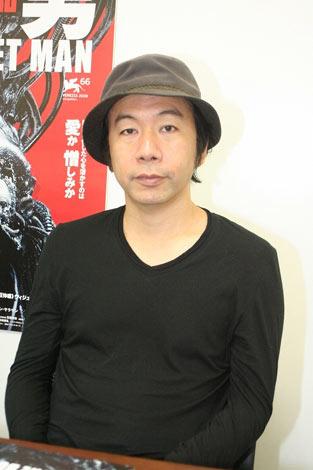 塚本晋也監督 (C)ORICON DD inc.