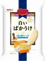 栗山米菓の期間限定商品『白いばかうけ』