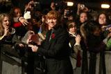 ロンドンで開催された『ハリー・ポッターと死の秘宝 PART1』ワールドプレミアの模様(写真はルパート・グリント)