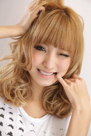 サムネイル 入籍をブログで報告した、モデル・森摩耶 (C)Masato Juman
