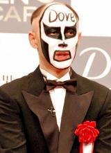 『Dove MENS+CARE 顔を洗って出直してほしい芸人アワード』にノミネートされた鉄拳 (C)ORICON DD inc.