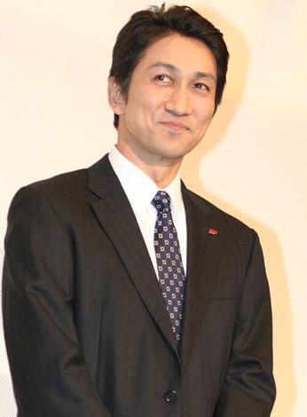 映画『SP 野望篇』の大ヒット舞台あいさつに出席した神尾佑 (C)ORICON DD inc.