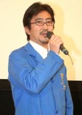 宮崎駿監督の最新短編映画『パン種とタマゴ姫』が初お披露目、館長の中島清文氏 (C)Museo d'Arte Ghibli (C)Studio Ghibli (C)ORICON DD inc.