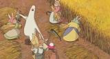 宮崎駿監督の最新短編映画『パン種とタマゴ姫』が初お披露目 (C)2010 二馬力・G