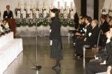 星野哲郎さんの葬儀・告別式で弔辞で読んだ水前寺清子