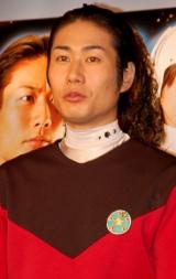 『宇宙犬作戦DVD-BOX』発売記念イベントに出席した戸次重幸 (C)ORICON DD inc.