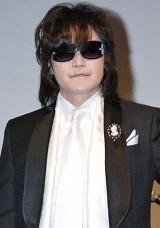 新プロジェクト『ToshI FFeat.YOSHIKI』によるスペシャルコンサート&ディナー開催を発表したX JAPANのボーカル・ToshI (C)ORICON DD inc.