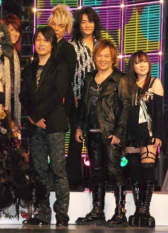 NHKの特集番組『MJ presents 新世紀アニソンSP.4』の収録前に取材に応じたJAM Project (C)ORICON DD inc.