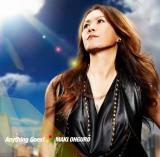 11年3ヶ月ぶりのシングルTOP10入りを果たした大黒摩季「Anything Goes!」ジャケット写真