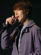 『第23回ジュノン・スーパーボーイ・コンテスト』グランプリを受賞した上遠野太洸さん(C)ORICON DD inc.