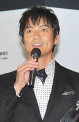 『第39回ベストドレッサー賞』を受賞した沢村一樹