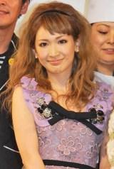 ママイベント『mama fes 2010』で、約2年ぶりに芸能イベントに参加したダルビッシュ紗栄子さん (C)ORICON DD inc.