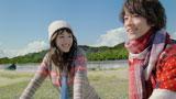 綾瀬はるかと佐藤健が出演する『LUMIX GF2』(パナソニック)新CM