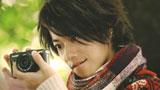 後輩役の佐藤健が綾瀬はるかに憧れる『LUMIX GF2』(パナソニック)新CM