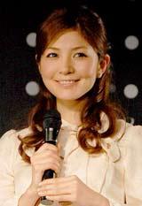 コスメブランド『24th cosme』CM発表記者会見に出席した宇井愛美